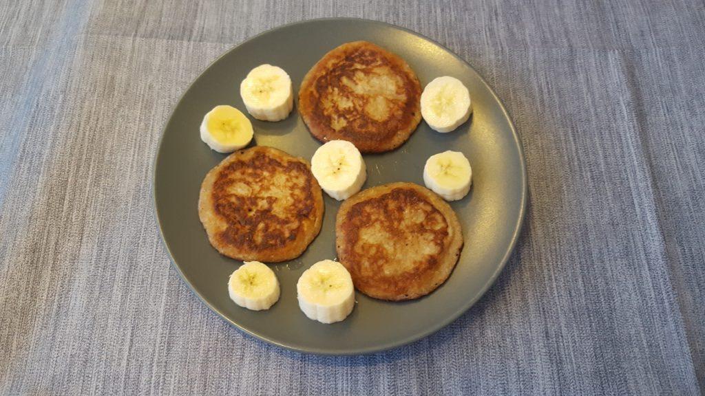 Recept bananenpannenkoekjes
